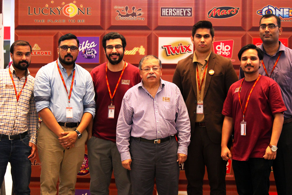 World Chocolate Day – Lucky One (Pvt) Ltd